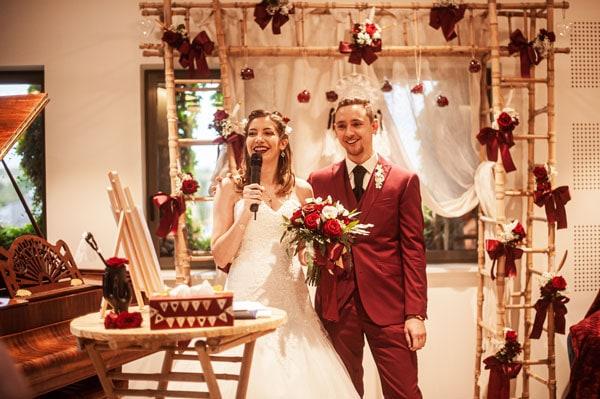 Galerie mariage de Sandy & Rémy