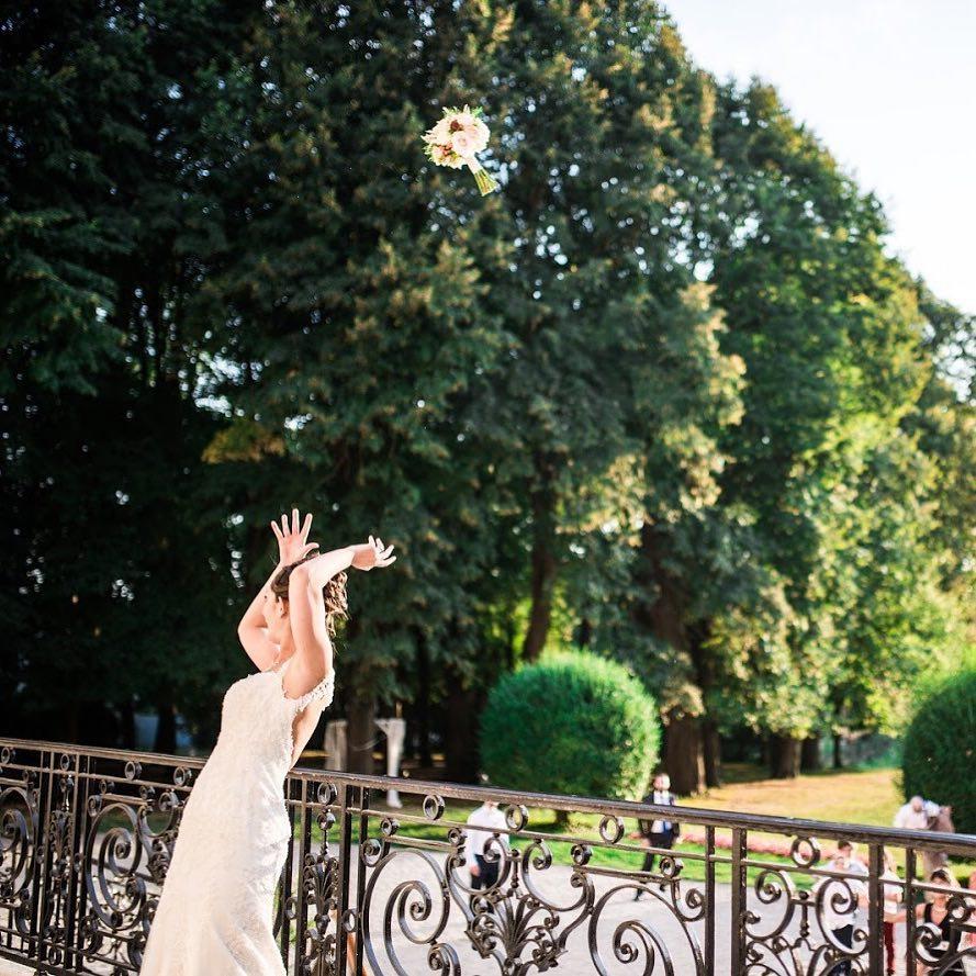 Instagram Mariage au château de Santeny