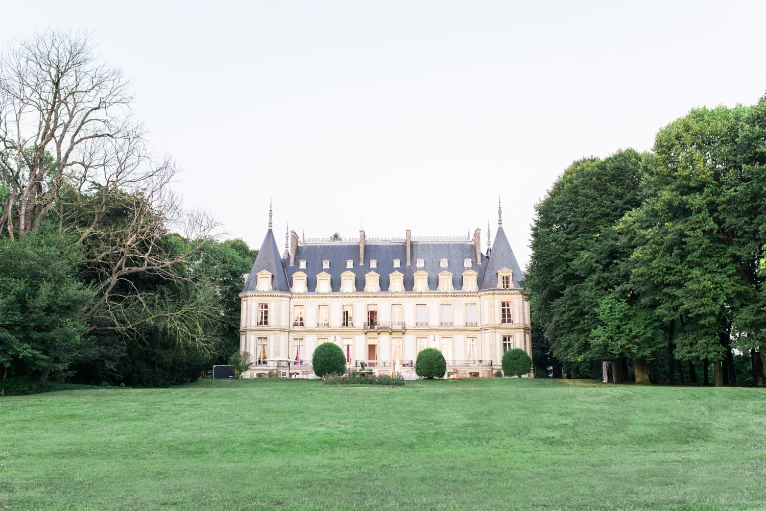 Photo du Château de Santeny