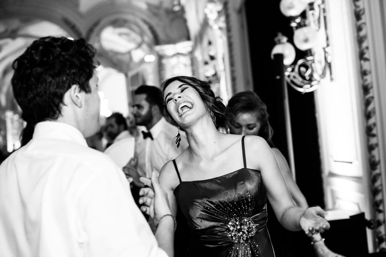 Danse soirée