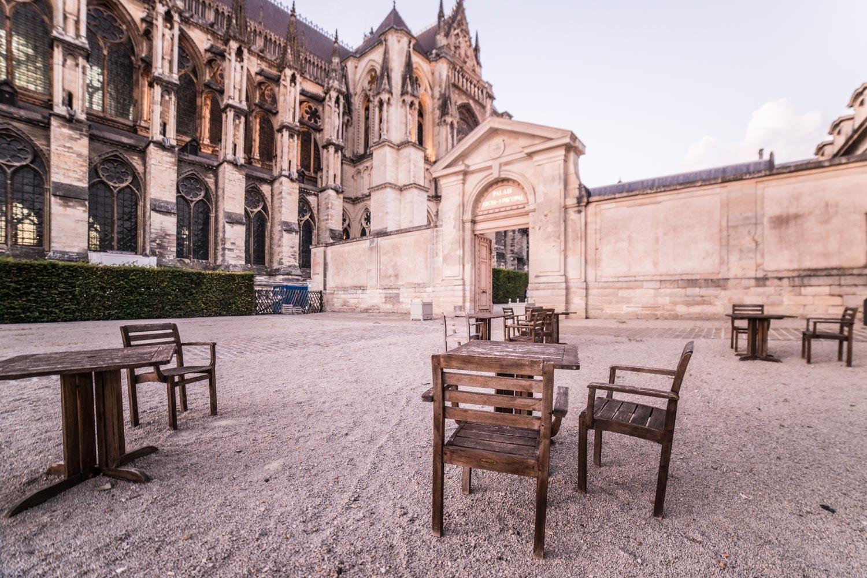 Mariage au palais du Tau à Reims
