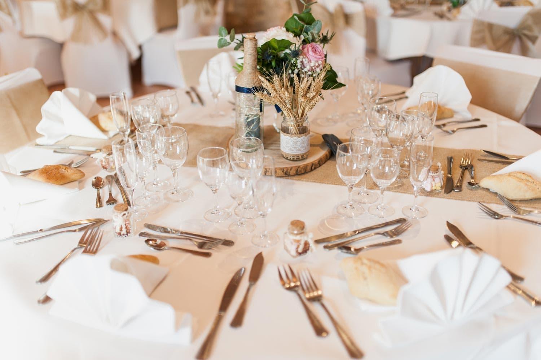 Photo de la table