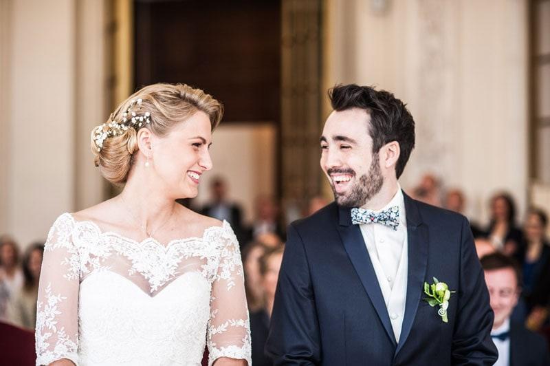 Mariage de Sophie & Aurélien, mairie de Reims