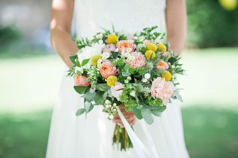 Mariage de Constance & Bastien, bouquet