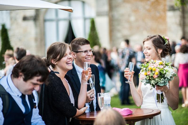 Mariage de Constance & Bastien, vin d'honneur