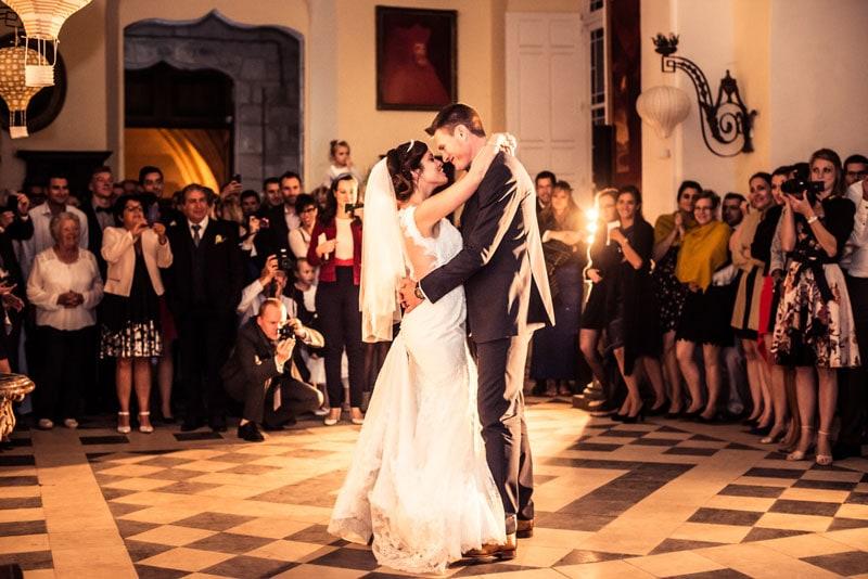Mariage de Pauline & Geoffrey, ouverture du bal