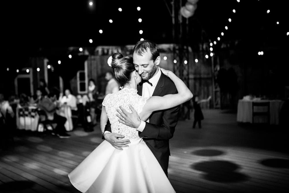 Mariage de Aurélie & Yan, ouverture du bal