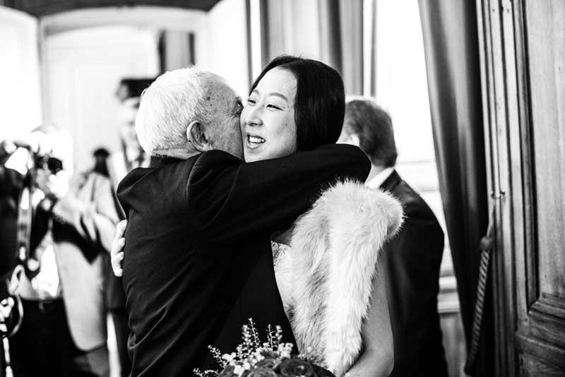 Mariage de Marie & Stefan, mairie