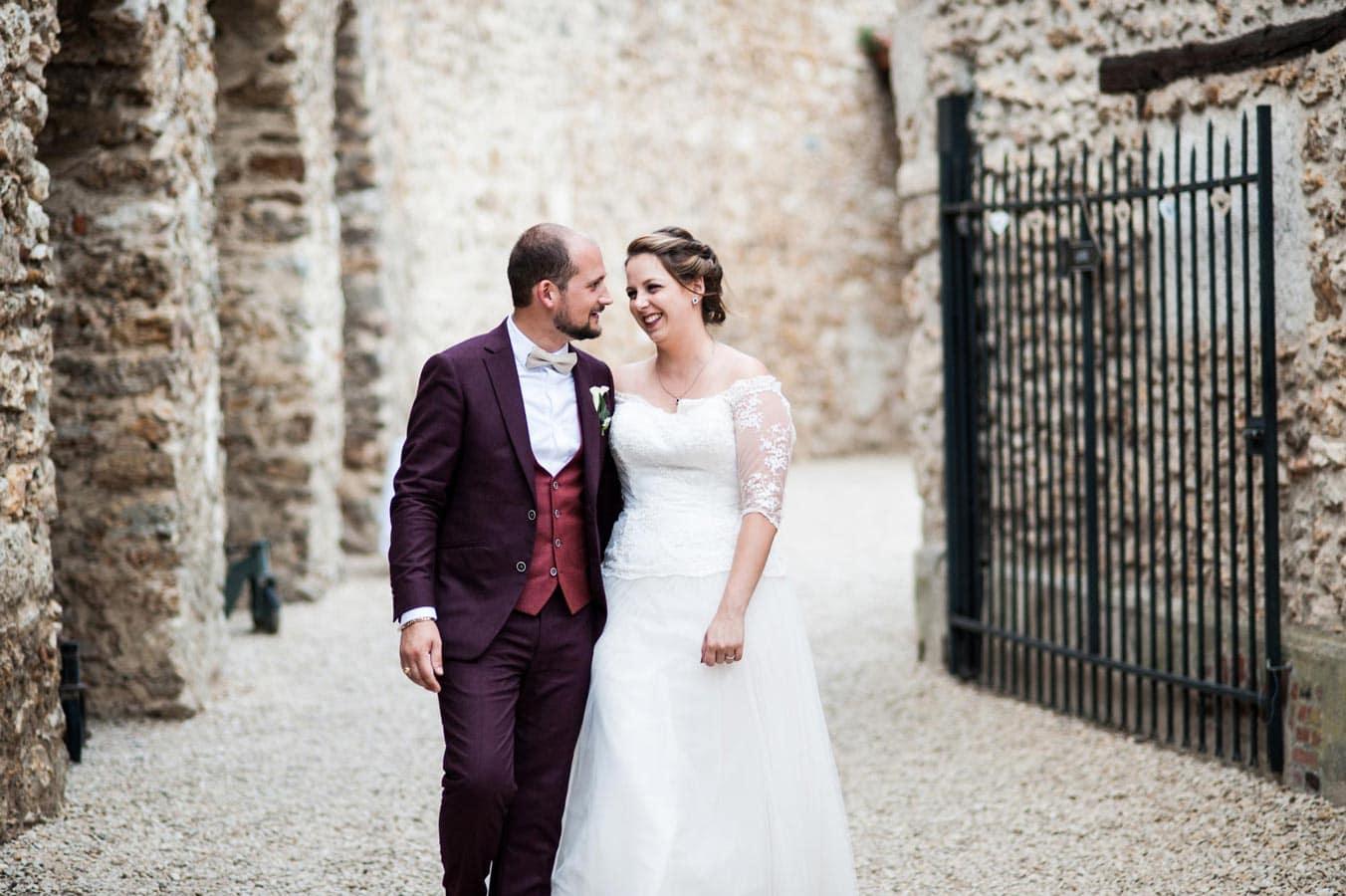 Galerie mariage de Floriane & Maxime