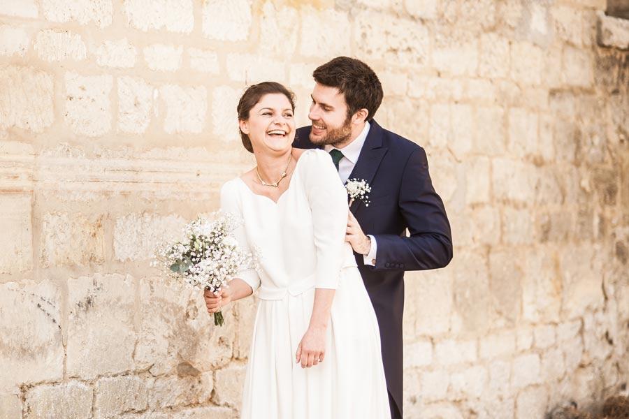 Galerie mariage de Mathilde & Thomas