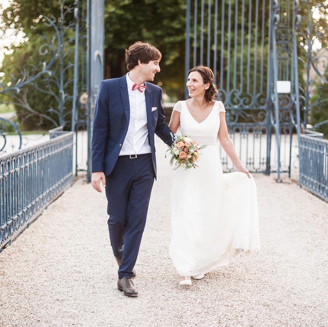 Instagram mariage chateau de witry la ville