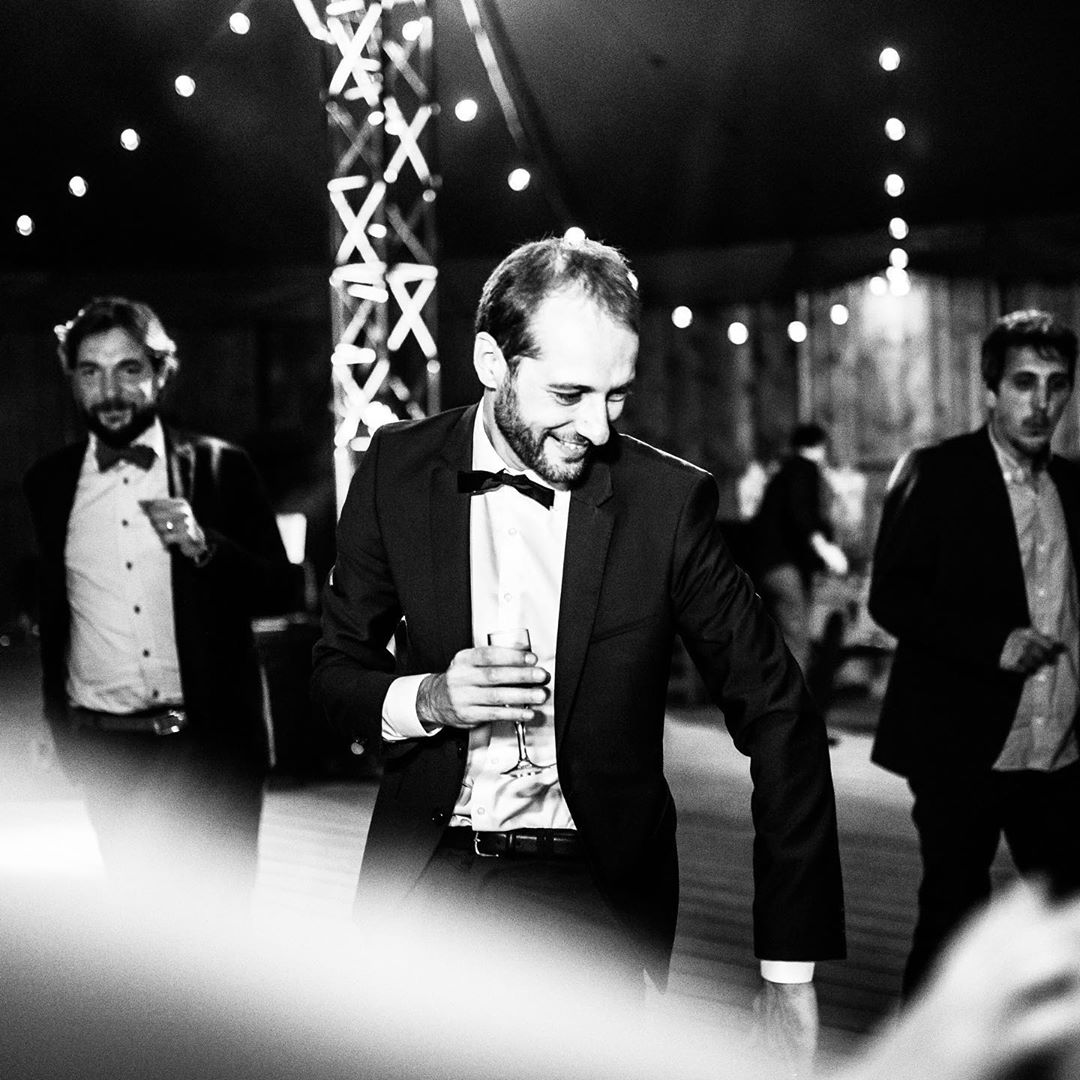 Instagram marié dancefloor