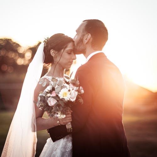 Reportage mariage de Noëlie & Marc au domaine de l'Angelus de Beauvois