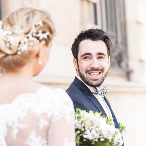 Reportage mariage de Sophie & Aurélien au domaine des Pommerieux