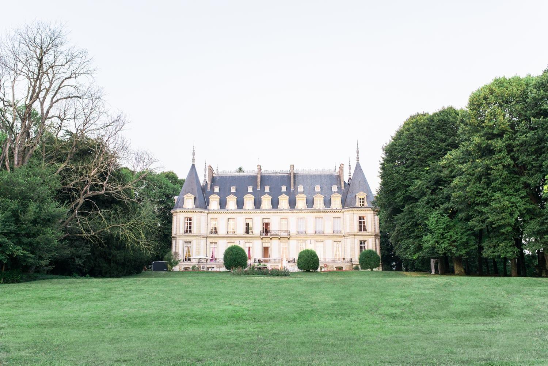 Photo du Château de Santeny