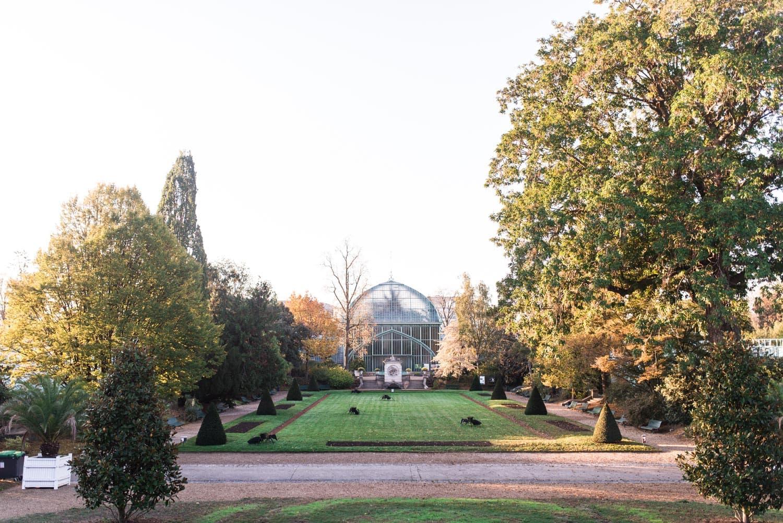 Jardin des Serres d'Auteuil à Paris