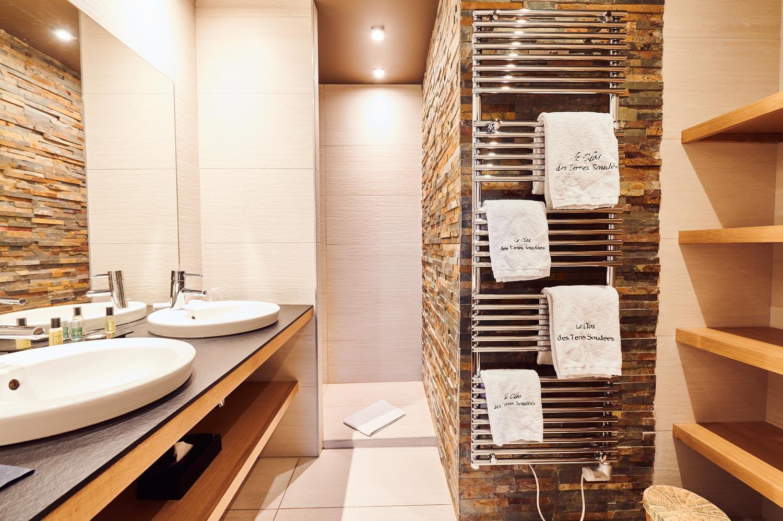 Salle de bain Clos des Terres Soudées