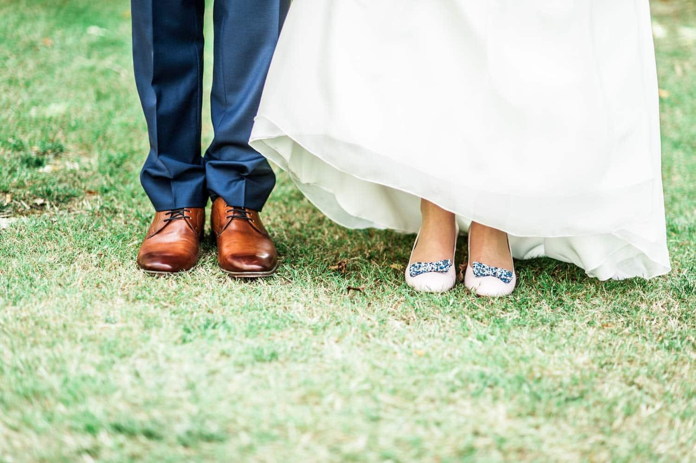 Photos des pieds