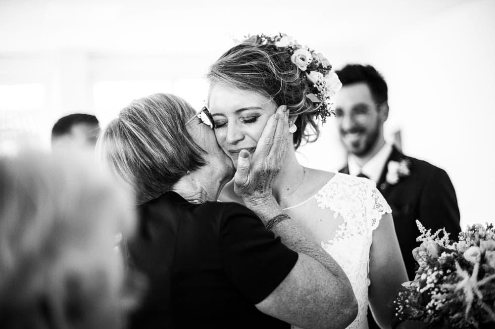 Mariage de Éléonore & Thomas, instant d'émotion