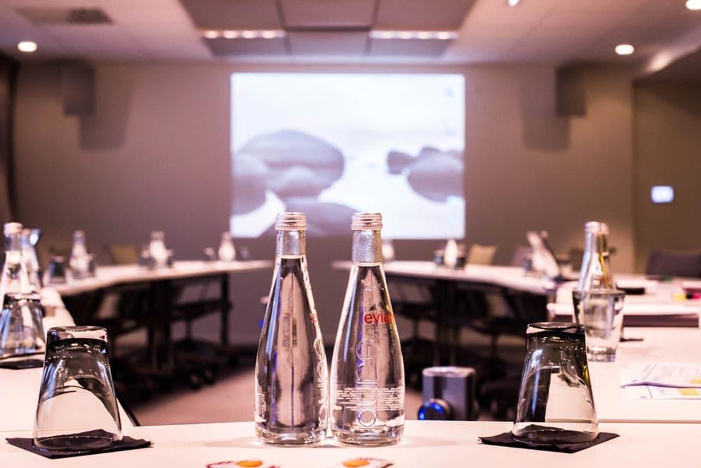 Reportage photo salle de conférence